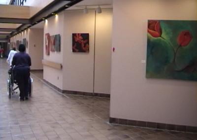 Humphrey Atrium Gallery