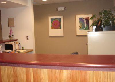 Law Office Reception